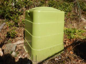 生ごみ処理容器